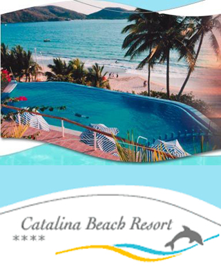 Catalina Beach Resort Ad