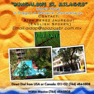 Present Moments Resort Ad