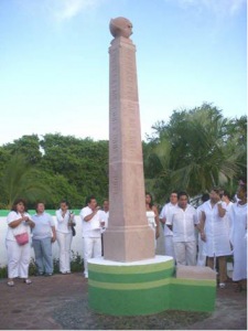 Zihuatanejo is the only tourism destination in Guerrero with a Peace Pole Monument.