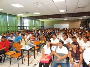 UTCGG students