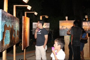 Art Show at Unlimited Fun