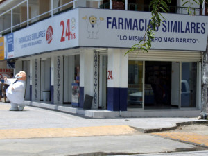 Farmacias Similares Building