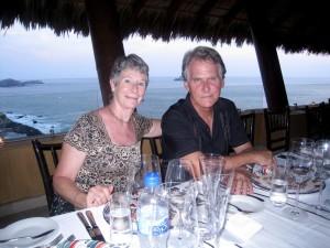 Barbara and Gunner Erickson
