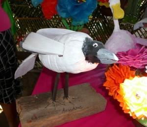 coconut Bird Figure 1