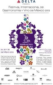Gastronomic Event in Morelia