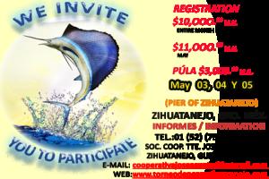 Sailfish Tournament Logo