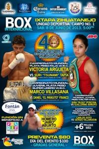 Boxing in June