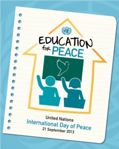 Education for Peace Logo