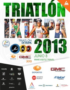 Triatlon Ixtapa 2013