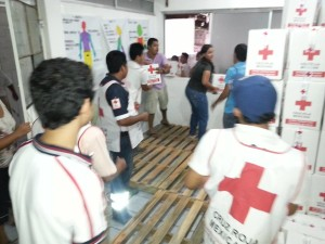 Red Cross Responding