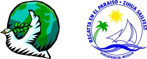Joint Peace Center and Zihua Sailfest Logos