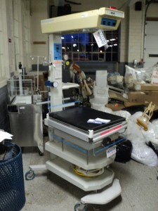 Medical equipment from Thunder Bay