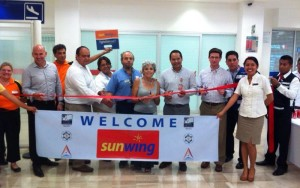 Welcome Sunwing
