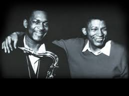John Coletrane and Johnny Hartman