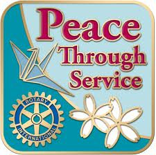 Peace Through Service Rotary