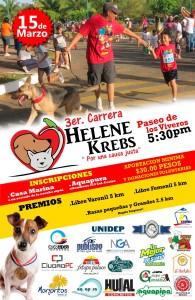 Helen Krebs march Poster