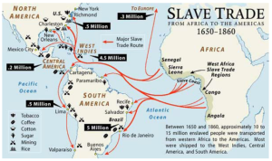 Map-of-Slave-Trade