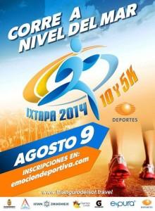 Telvista 10K Ixtapa
