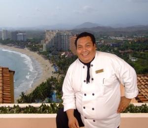 Chef Daniel Pech