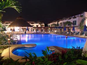 Villa Acqua pool