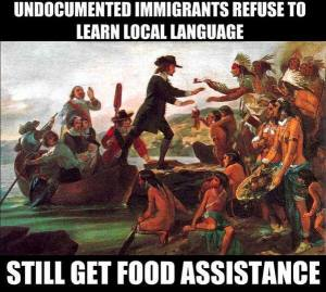 Thanksgiving Immigrants