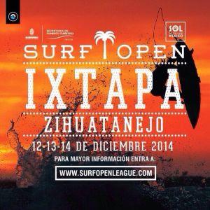 Surf Open Zihuatanejo