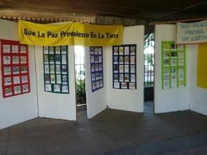 Peace Pals Art Exhibit in Mexico