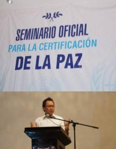 Peace Seminar