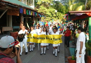 Peace march 2