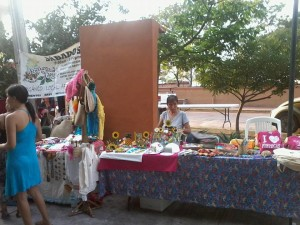 Turtle project sales at Ecotianguis