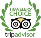 Trip Advisor Choice Awards for 2015