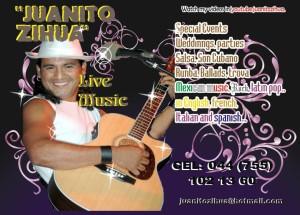 Juanito Zihua 2
