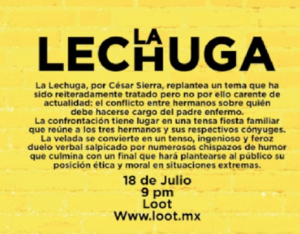 La Lechuga at the LOOT