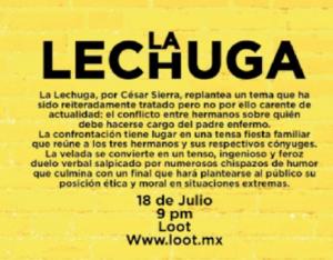 La Lechuga at the LOOT