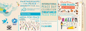 Zihuatanejo Peace Day 2015