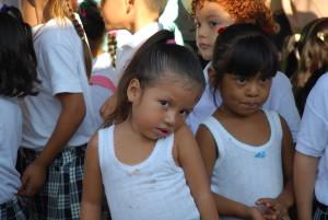 Kids at PLN schools