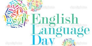 English Language Day logo
