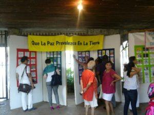 Peace Pals Art Exhibit in Mexico2