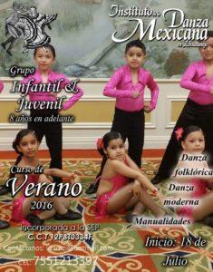 Danza Mexicana 2016