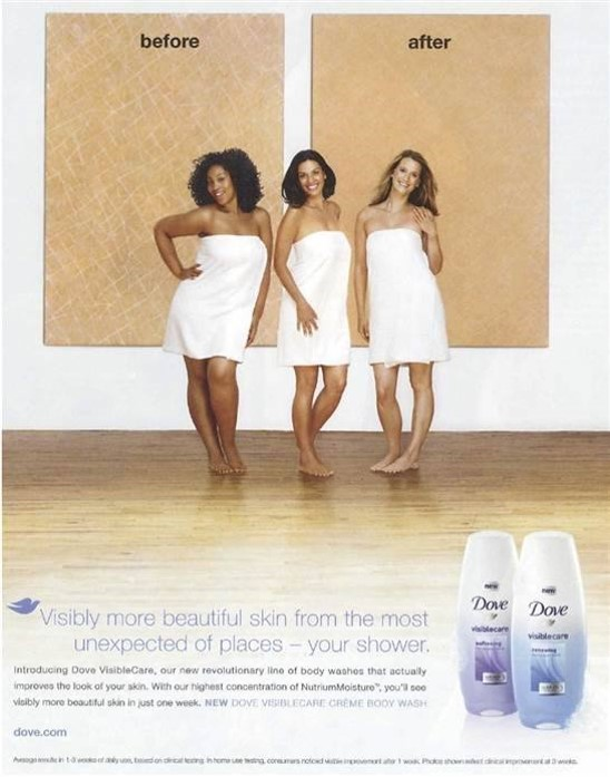 ad analysis beauty campaign Dove ad campaign the image of beauty has been burned into the minds of young adults in this generation through magazines and radio dove case analysis 1.